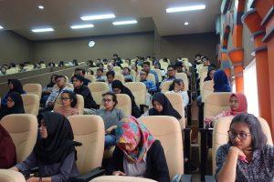 Peserta Bedah Buku UB Malang